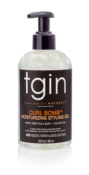 Curl Bomb Moisturizing Styling Gel - 13 OZ