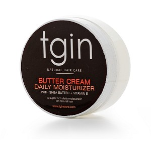 Butter Cream Moisturizer for Natural Hair - 2 oz Travel Size